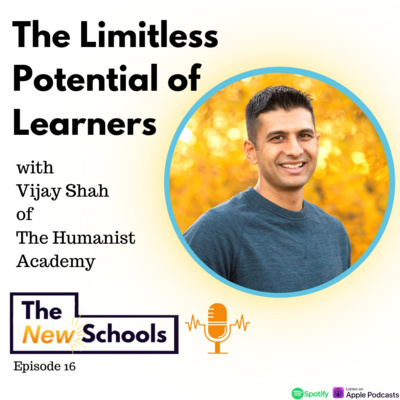 Vijay Shah - The Limitless Potential of Learners