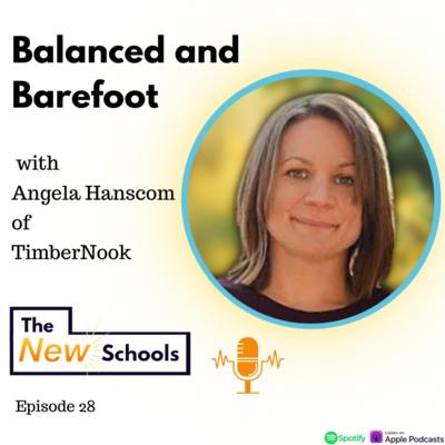 Angela Hanscom - Balanced and Barefoot