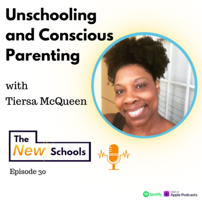 Tiersa McQueen - Unschooling and Conscious Parenting